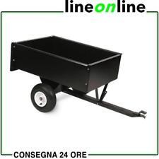 Rimorchio per trattorino rasaerba McCulloch TRO001