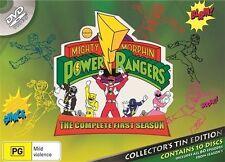 Power Rangers - Mighty Morphin (DVD, 2013, 10-Disc Set)