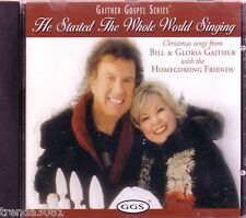 Bill Gloria Gaither Homecoming Friends He Started Whole World Singing Classic