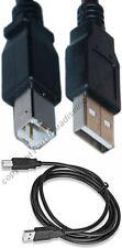 Lot100 6ft USB2.0 A~B AB Printer/Device/Scanner/Hub Cable/Cord/Wire PC/Mac{BLACK