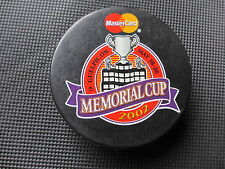 2002 MEMORIAL CUP OFFICIAL CHL GAME PUCK