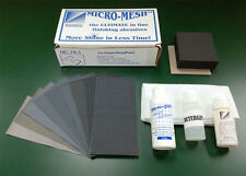 Micro-Mesh NC-78-1 Acrylic Restoral Kit