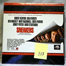 Sneakers LaserDisc in Very Good condition