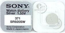 Sony SR920 Watch Batteries