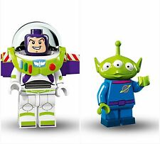 Lego BUZZ LIGHTYEAR & ALIEN Disney Series Minifigure Set 71012 - Factory Sealed