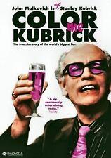 NEW DVD - COLOR ME KUBRICK - John Malkovich, Jim Davidson, Richard E. Grant,