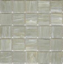 25pcs SM40 Ivory Bisazza Smalto Italian Glass Mosaic Vitreous Tiles 2cm x 2cm