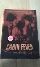 Cabin Fever DVD with Holographic Slip Cover Horror