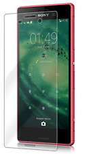 Sony Xperia M4 Aqua - Premium Real Tempered Glass Screen Protector Film [Pro-Mob