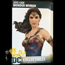JUSTICE LEAGUE Movie WONDER WOMAN 1/6 Scale Movie STATUE DC Comics Collectibles!