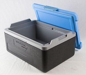 2 x Food Container Sushi Shari Box -HCB-20