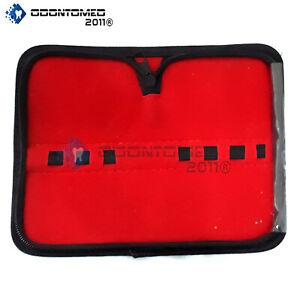 ODM Empty Tool Kit For Coral Fragging Set 7 Pcs, Zipper Case