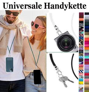 Universal Umhänge Trage Kette Kordel Band Schnur für allen Handyhüllen/ Taschen