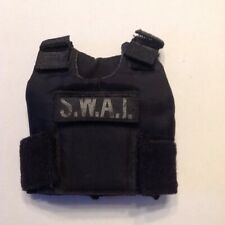 Ultimate Soldier 1/6 Scale SWAT Vest With Ballistic Plates