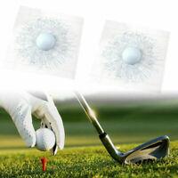 3D Sticker White Golf Ball Hit Glass Windshield For Car SH Window U2S8 Stic C9P8