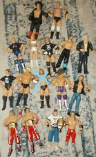 WWE WCW ECW VARIOUS JAKKS RUTHLESS AGGRESSION WRESTLING ACTION FIGURES MULTILIST