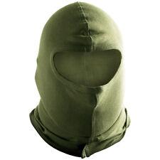 Helikon Tactical Combat 1 Hole Balaclava Cotton Mask Airsoft Paintball Olive Od