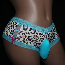 SEXY Briefs Knickers BIKINI BRIEFS SISSY POUCH PANTIES Sz 28-32 Crossdress