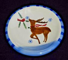 """""""Royal Seasons"""" 8"""" Ceramic Plate"""