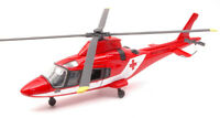 Model vehicles Helicopter Agusta Westland AW109 Elisoccorso 1:43