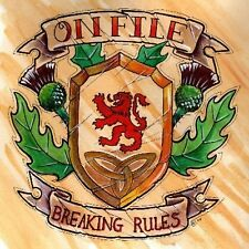 On File - Breaking Rules LP #G124448