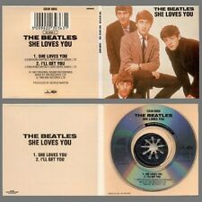 The Beatles She Loves You / I'll Get You  3inch CD Single Mint very rare New