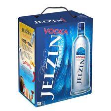 Boris Jelzin Wodka Vodka  BIB Bag in Box 300cl 37,5% vol