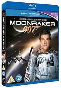 Moonraker [Blu-ray] [1979] [DVD][Region 2]