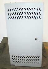 Black Box CPU Security Cabinet - Light Gray RM194A-R2 *AS IS* - 800139568