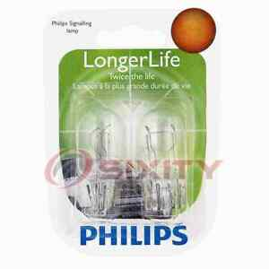 Philips Front Side Marker Light Bulb for Mitsubishi Montero Sport 2000-2004 uc