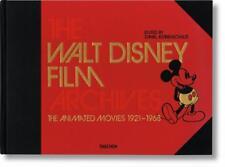Das Walt Disney Filmarchiv. Die Animationsfilme 1921 - 1968 von Robin Allan, Charles Solomon, Russell Merritt, John Lasseter und Didier Ghez (2016, Gebundene Ausgabe)