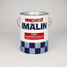 IMPARAT Profi Imälin VSW Ventilationslack Spezial Fensterlack Lack weiß 2,5 L