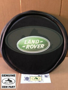 LAND ROVER VINYL SPARE WHEEL COVER 16'' DISCOVERY I - II STC8486AB OEM