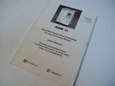 Telemecanique Square D Vd0C06S305C User Manual Altivar 66 - Used - Free Shipping