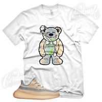 "New ""TATTERED TEDDY"" Sneaker T Shirt for Yeezy 350 V2 Linen"