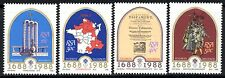(Ref-10634) South Africa 1988 Arrival of French Settlers SG.637/640 Mint (MNH)