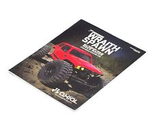 AXIAL WRAITH SPAWN 1/10 KIT Rock racer instructional parts manual