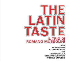 Romano Mussolini - Latin Taste [New CD]