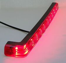 Tour Pak Pack Accent Side Panel Red LED Light For Harley Davidson Touring 06-UP