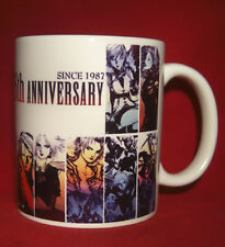 FINAL FANTASY 25th ANNIVERSARY - COFFEE MUG - vii tactics - Square