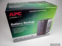 APC BX800LI-MS - Back-UPS USV Wechselstrom 140V-300V 415Watt 800VA 7.2Ah, NEU