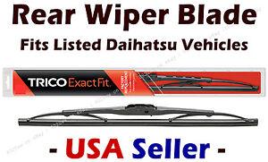 Rear Wiper Blade - Standard - fits listed Daihatsu Vehicles - 13-1