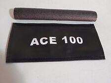 Hodaka Handle Bar Pad ACE 100 Made from Marine grade Vinyl Ace 100 logo