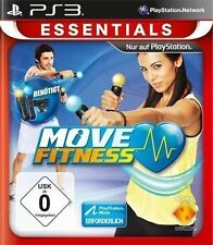 Sony PS3 Playstation 3 Spiel ***** Move Fitness *************************NEU*NEW