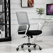 Vinsetto Ergonomic Office Chair Adjustable Height Breathable Mesh Swivel Black
