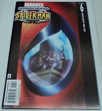 ULTIMATE SPIDER-MAN #6 (Marvel Comics 2001) GREEN GOBLIN appearance (VF-)