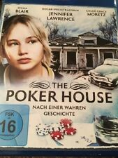 The Poker House (Region Free Blu Ray) Factory Sealed FAST SHIPPING