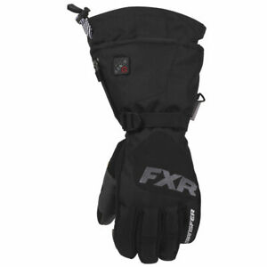 FXR Racing F20 Heated Transfer Mens Winter Cold Weather Snowmobile Glove