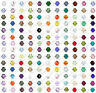 Free shipping 100pcs   Austria Crystal 4mm 5301# Bicone Beads You Pick color