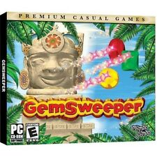 Gemsweeper PC Games Windows 10 8 7 XP Computer match three puzzle match 3 NEW